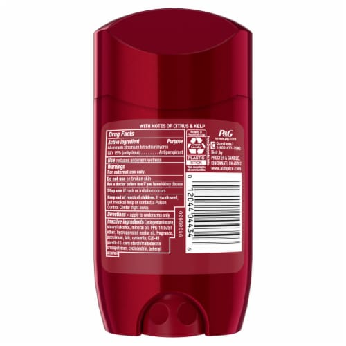 Old Spice Sea Spray Anti-Perspirant & Deodorant Perspective: back