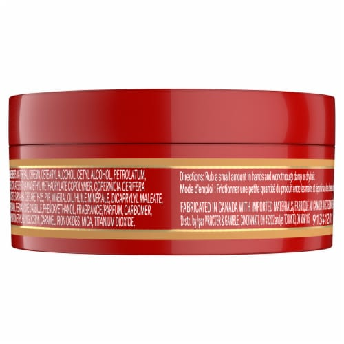 Old Spice High Matt Effect Hair Styling Clay Perspective: back