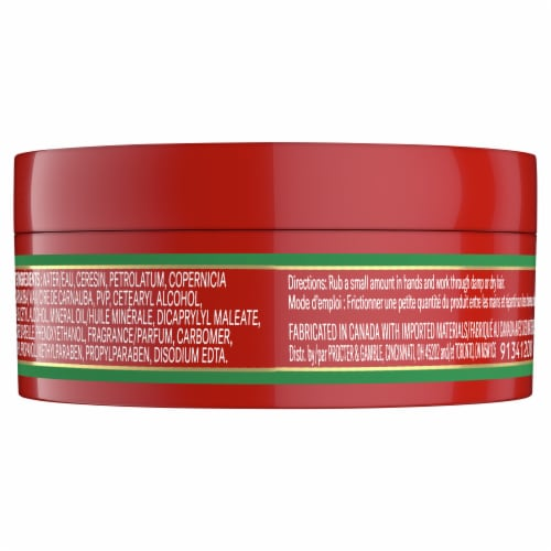 Old Spice Flexible Shine Hair Styling Cream Perspective: back