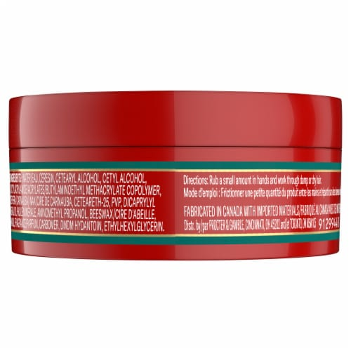 Old Spice Medium-High Hold Styling Paste Perspective: back