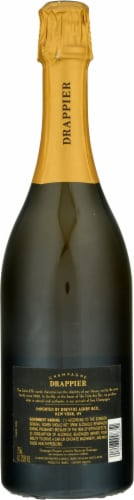Drappier Carte d'Or Brut Champagne Perspective: back