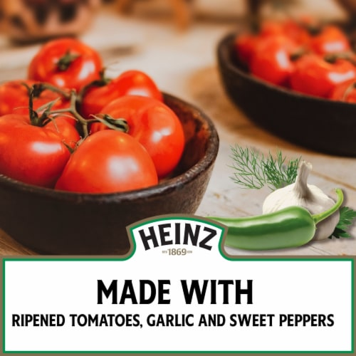 Heinz Chili Sauce Perspective: back