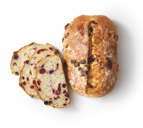 La Brea Bakery Red White & Blueberry Loaf Perspective: back