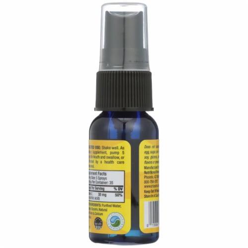 Pure Kidz Vitamin C Spray Perspective: back
