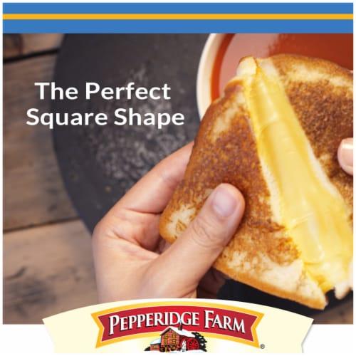Pepperidge Farm White Sandwich Bread Perspective: back