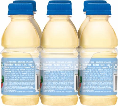 Mott's® Mighty Soarin' Apple Juice Perspective: back