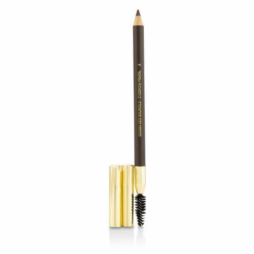 Yves Saint Laurent Eyebrow Pencil  No. 02 1.3g/0.04oz Perspective: back