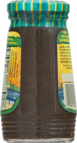 Walkerswood Mild Traditional Jamaican Jerk Seasoning Perspective: back