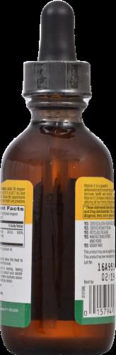 Country Life Natural Vitamin E Complex Liquid Supplement Perspective: back