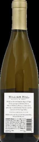 William Hill Estate Napa Valley Chardonnay White Wine 750ml Perspective: back