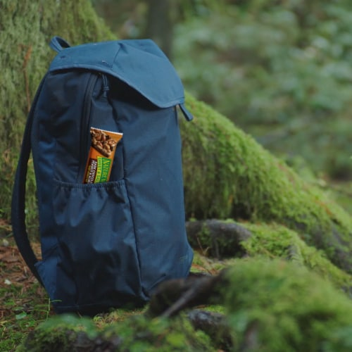Nature Valley™ Sweet & Salty Nut Dark Chocolate Peanut & Almond Chewy Granola Bars Perspective: back