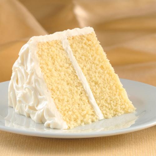 Betty Crocker Super Moist French Vanilla Cake Mix Perspective: back