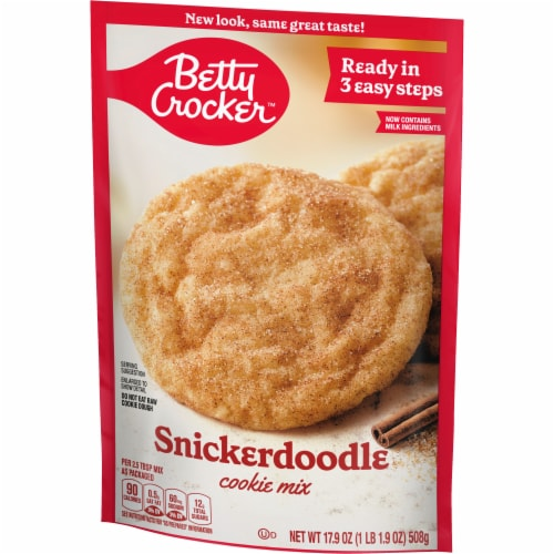 Pick N Save Betty Crocker Snickerdoodle Cookie Mix 17 9 Oz