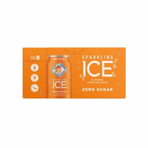 Sparkling Ice Orange Mango Perspective: back
