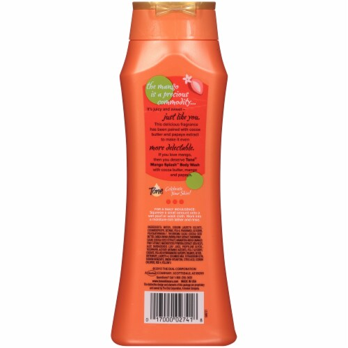 Tone Mango & Cocoa Butter Moisturizing Body Wash Perspective: back