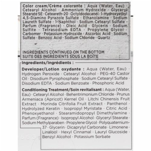 got2b Metallics M85 Urban Fuschia Permanent Hair Color Perspective: back
