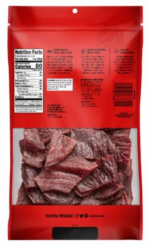Jack Link's Sweet & Hot Beef Jerky Perspective: back