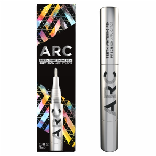 ARC Precision Applicator Teeth Whitening Pen Perspective: back