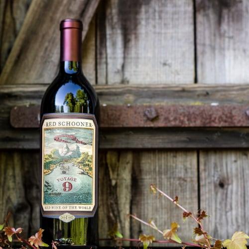 Caymus Vineyards Red Schooner Voyage 7 Red Wine Perspective: back