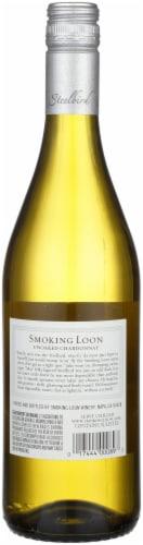 Smoking Loon Steelbird Chardonnay Perspective: back