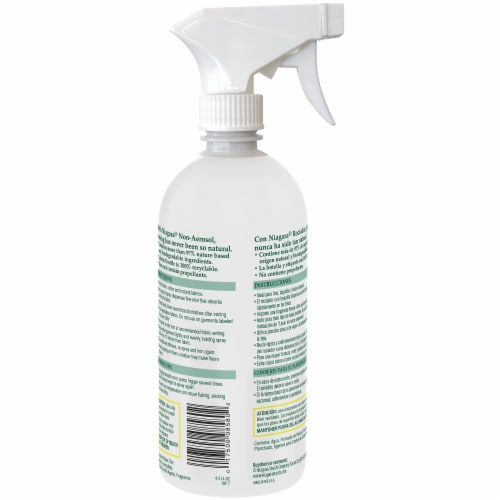 Niagra Non-Aerosole Original Fresh Linen Scent Spray Starch Perspective: back