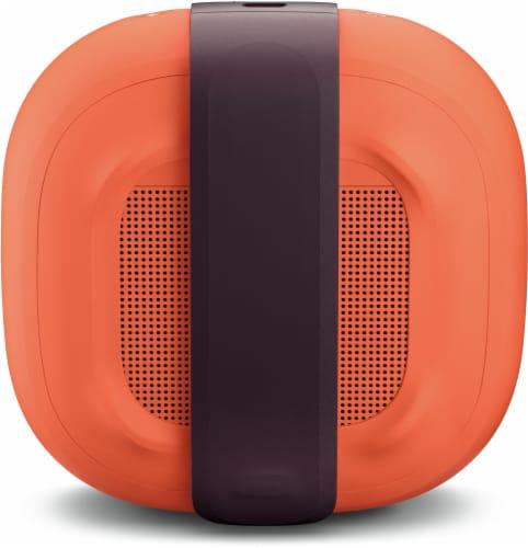 Bose SoundLink Micro Bluetooth Speaker - Orange Perspective: back