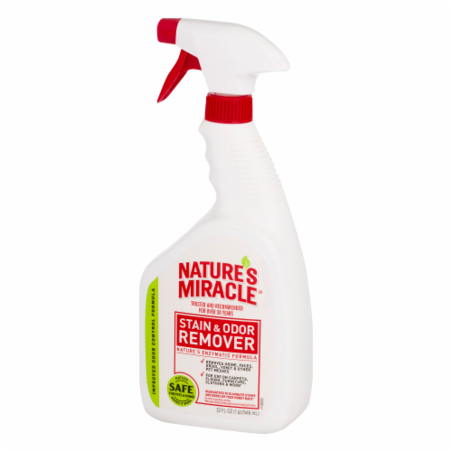 Nature's Miracle Stain & Odor Remover Perspective: back