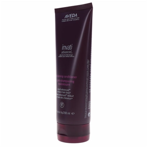 Aveda Invati Advanced Thickening Conditioner  Solutions For Thinning Hair, Reduces Hair Loss Perspective: back