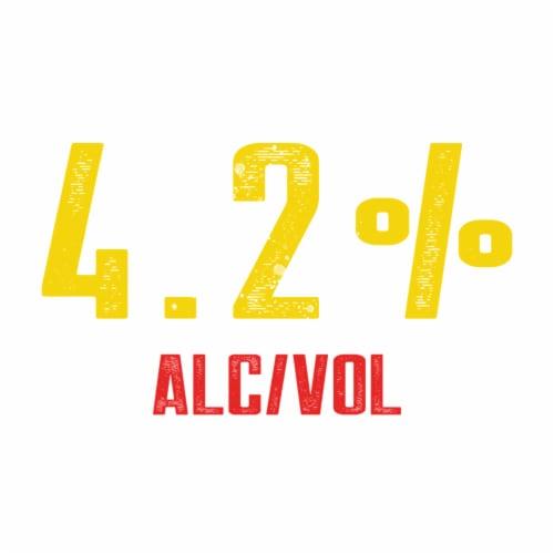 Natural Light Naturdays Beer Perspective: back