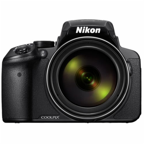 Nikon Coolpix P900 S 16mp 83x Optical Zoom Digital Camera Black No Wifi Perspective: back
