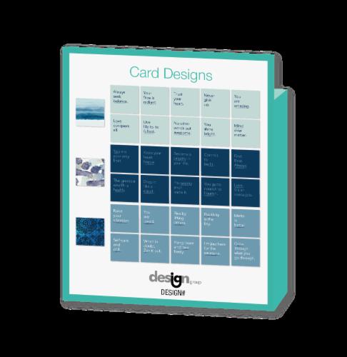 IG Design Inspiration Cards - 30 Pack Perspective: back