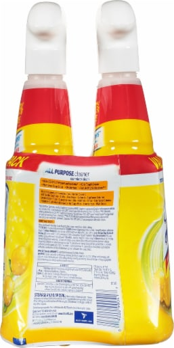 Lysol® Lemon Breeze All-Purpose Cleaner Perspective: back