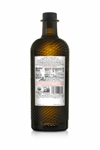 Carapelli Organic Extra Virgin Olive Oil Perspective: back
