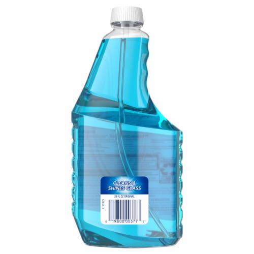 Windex Original Glass Cleaner Refill Perspective: back