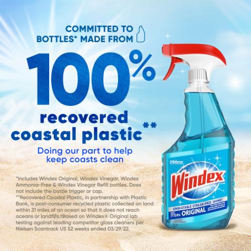 Windex® Original Glass Cleaner Perspective: back
