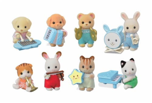Calico Critters Blind Bag Perspective: back