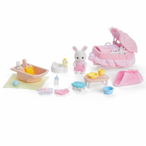 Calico Critters Sophie's Love 'n Care Accessory Kit Perspective: back