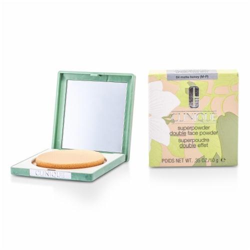 Superpowder Double Face Makeup - # 04 Matte Honey (M-P)-Dry Combination Perspective: back
