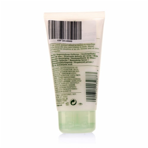 Clinique Naturally Gentle Eye Make Up Remover 75ml/2.5oz Perspective: back