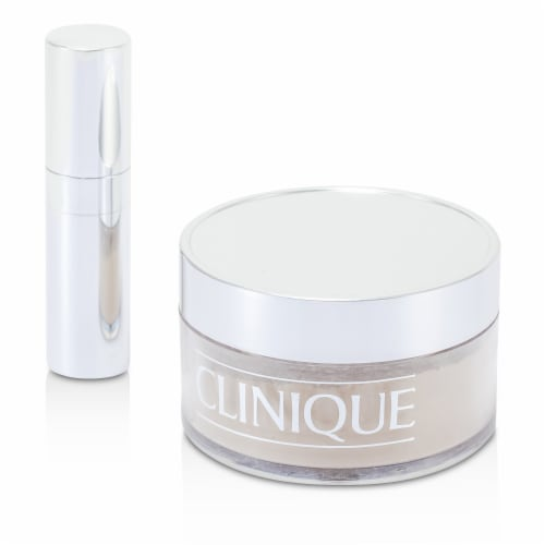 Clinique Blended Face Powder + Brush  No. 20 Invisible Blend 35g/1.2oz Perspective: back