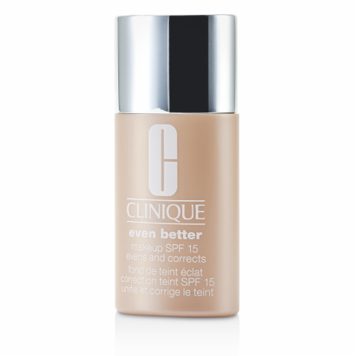 Clinique Even Better Makeup SPF 15  06 Honey MFG  Dry To Combination Oily Skin Foundation 1 o Perspective: back