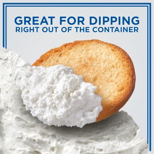Philadelphia Original Whipped Cream Cheese Spread Perspective: back