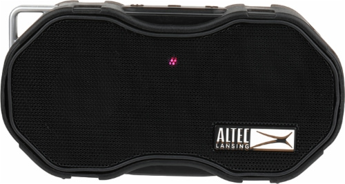 Altec Lansing Baby Boom Xl Bluetooth Speakers - Black Perspective: back