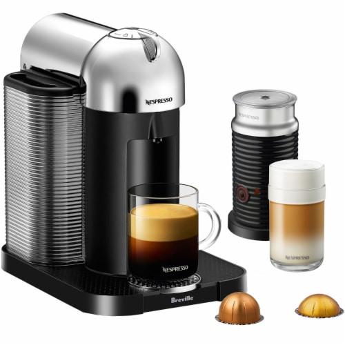 Breville Nespresso Vertuo Coffee & Espresso Machine - Black Perspective: back