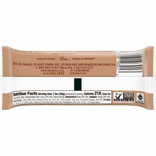 Larabar Almond Butter Chocolate Chip Bar Perspective: back