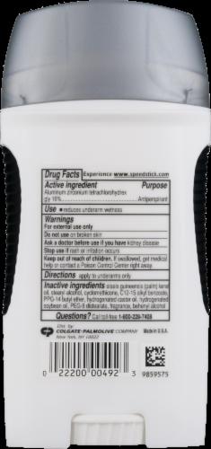 Speed Stick Power Ultimate Sport Antiperspirant/Deoderant Perspective: back