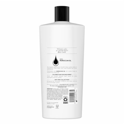TRESemme Keratin Smooth Color Conditioner Perspective: back