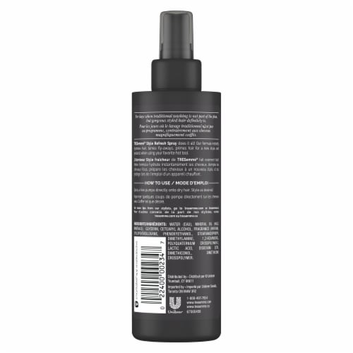TRESemme Between Washes Style Refresh All-In-1 Spray Perspective: back