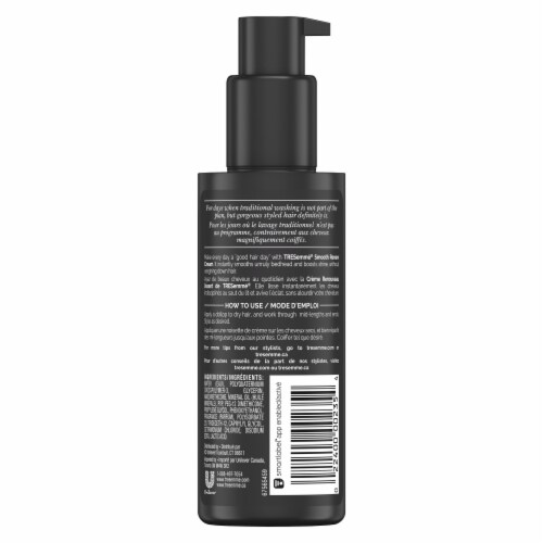 TRESemme Between Washes Smooth Renew Anti-Frizz Cream Perspective: back