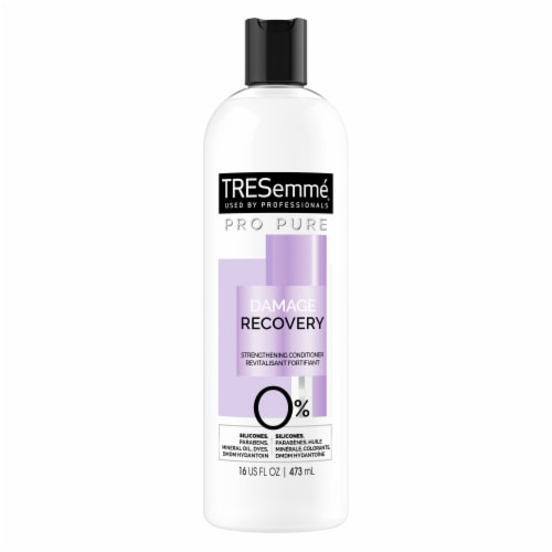 TRESemme Pro Pure Damage Recovery Conditioner Perspective: back